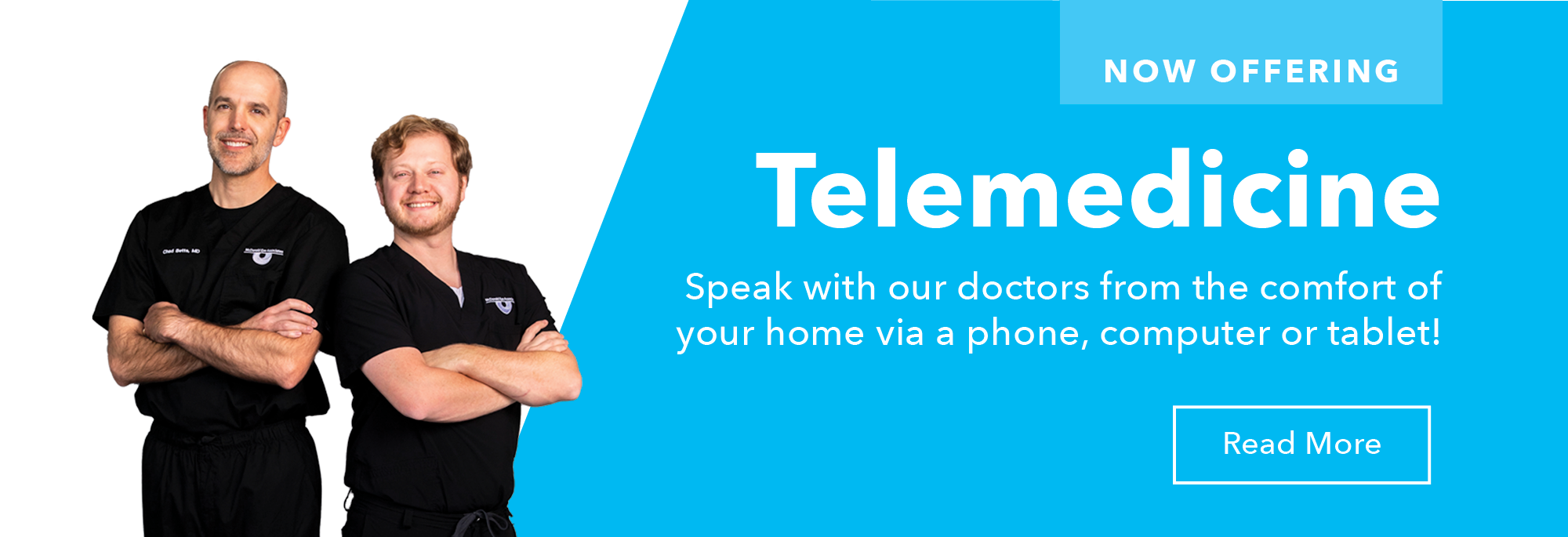 Telemedicine Banner
